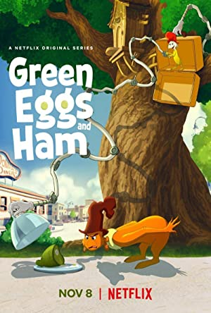Where to stream Green Eggs and Ham