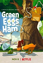 Green Eggs and Ham Poster