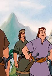 Ammon, Missionary to the Lamanites Poster