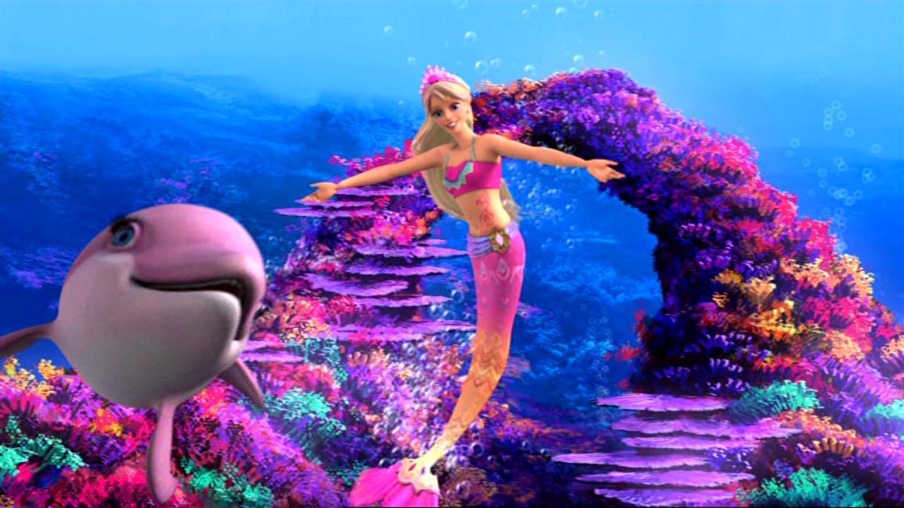 barbie in a mermaid tale 2 2011