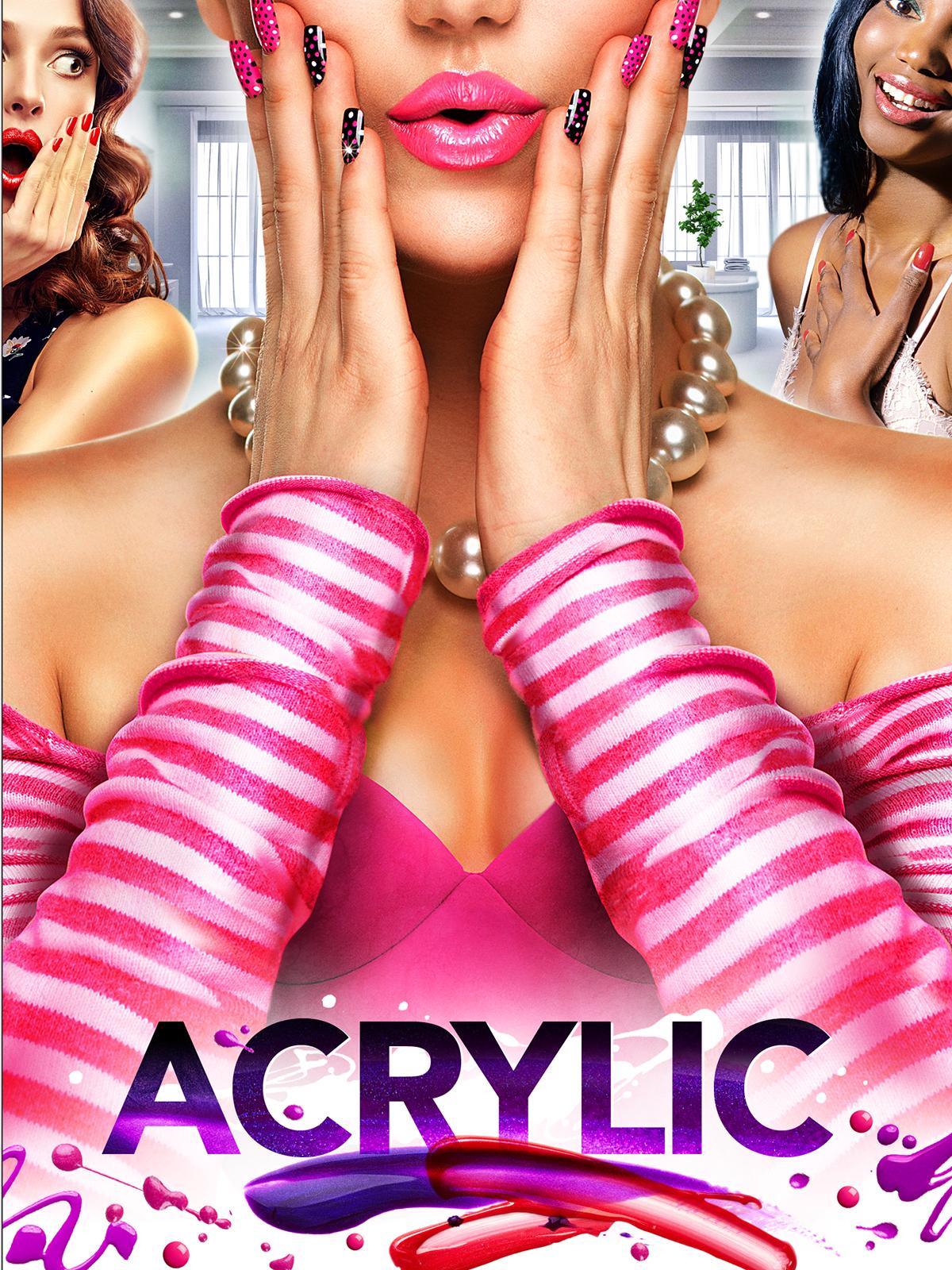 AKRILINĖS (2020) / ACRYLIC