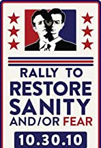 The Rally to Restore Sanity and/or Fear