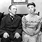 Hector Charland and Nicole Germain in Un homme et son péché (1949)