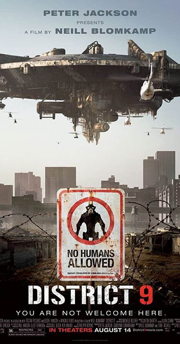 District 9 (2009) - IMDb