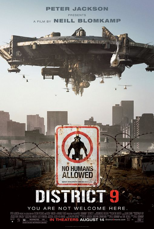 District 9 (2009) BluRay 480p, 720p & 1080p