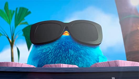 Movie bluray download Angry Birds Blues: Bust a Move by Thomas