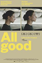 All Is Good Poster
