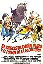 El fascista, doña Pura y el follón de la escultura (1983) Poster