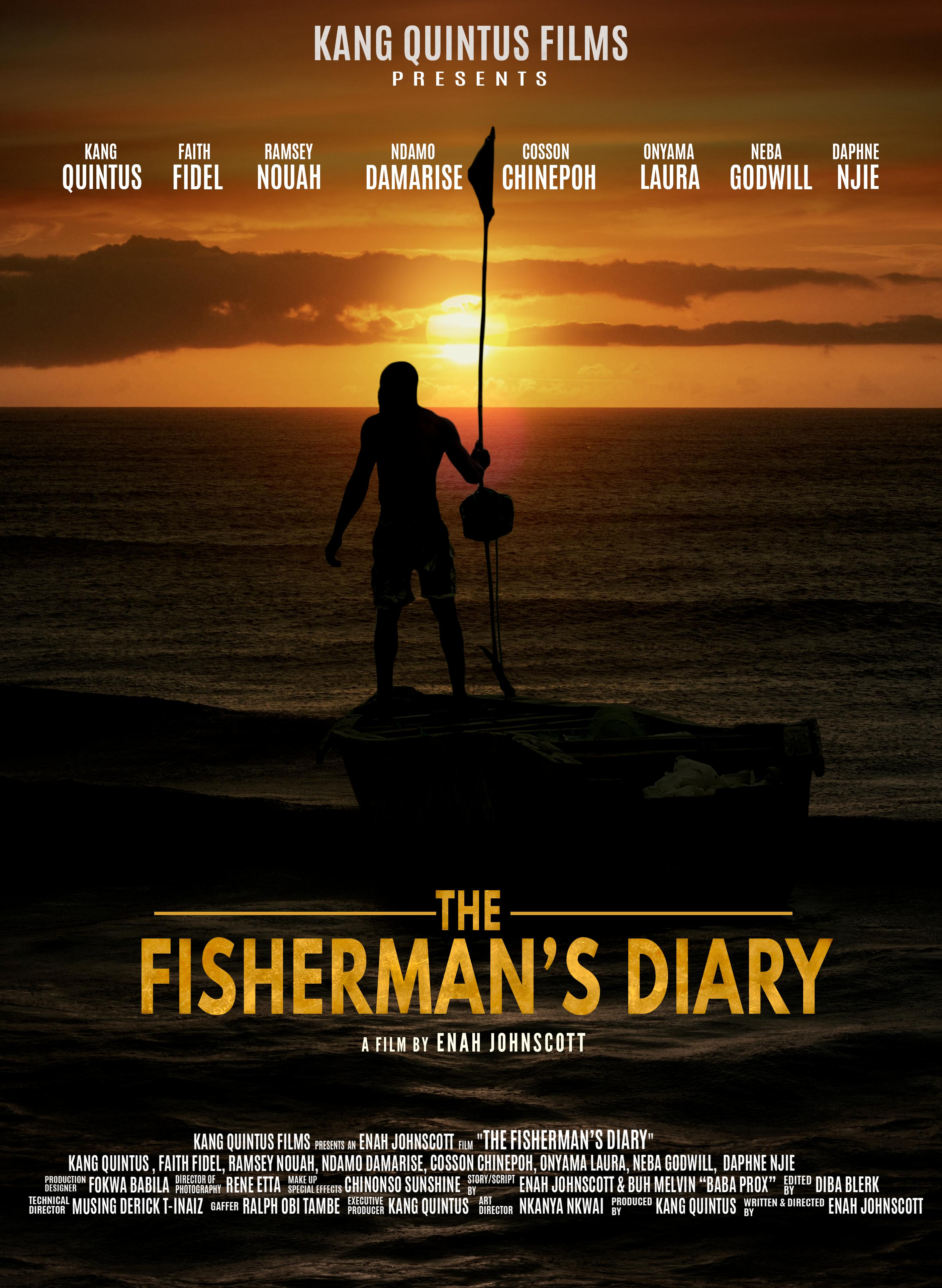 The Fisherman\u0027s Diary 2020 - SEE21