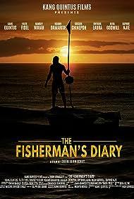 Onyama Laura, Ramsey Nouah, Enah Johnscott, and Kang Quintus in The Fisherman's Diary (2020)