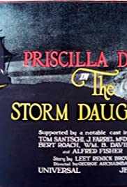 The Storm Daughter Poster