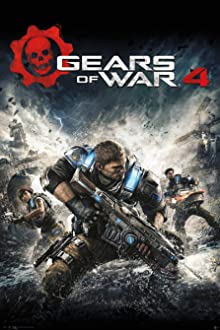 Gears of War 4 (2016 Video Game)