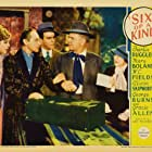 W.C. Fields, Gracie Allen, Mary Boland, George Burns, and Charles Ruggles in Six of a Kind (1934)