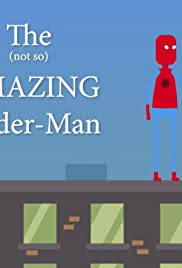 The (Not So) Amazing Spider-Man Poster