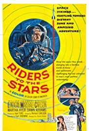 Riders to the Stars(1954) Poster - Movie Forum, Cast, Reviews