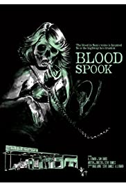 Blood Spook Poster