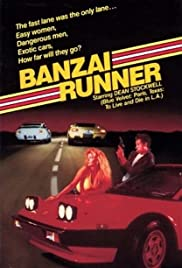 Banzai Runner Poster