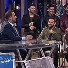 Louie Gutierrez, Jamie Gutierrez, Isaac Gutierrez, Mark Gutierrez, and Aaron Gutierrez in The Chuckie Perez Show (2016)