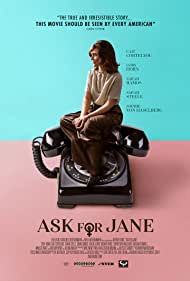 Sophie von Haselberg, Sarah Ramos, Sarah Steele, Cody Horn, and Cait Cortelyou in Ask for Jane (2018)
