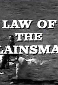 Primary photo for Law of the Plainsman