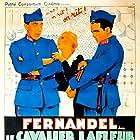 Le cavalier Lafleur (1934)
