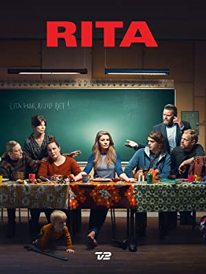 Where to stream Rita