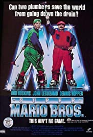 Image result for super mario bros 1993