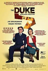 Helen Mirren and Jim Broadbent in The Duke (2020)