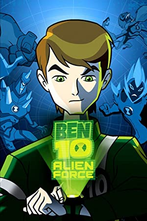 Download Ben 10: Alien Force Series
