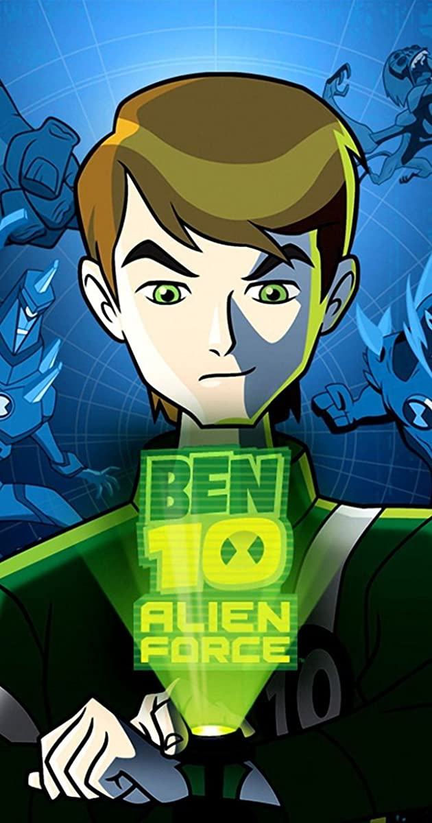 Ben 10 Alien Force Season 1 Imdb
