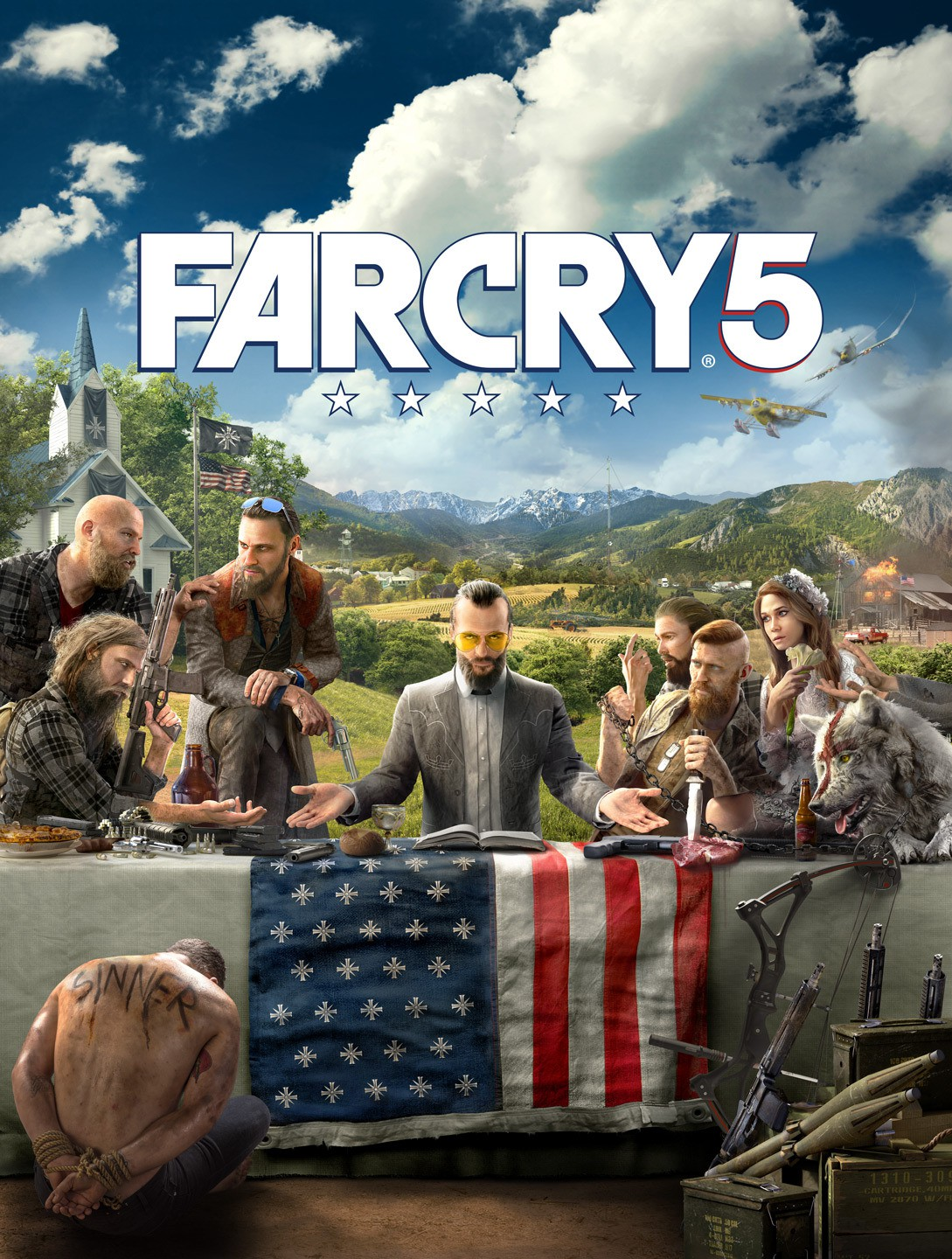 Far Cry 5 Video Game 2018 Imdb