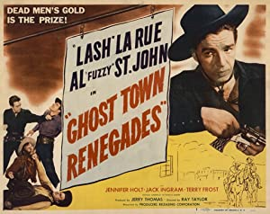 Ray Taylor Ghost Town Renegades Movie