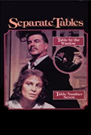 Separate Tables (1983) Poster - Movie Forum, Cast, Reviews