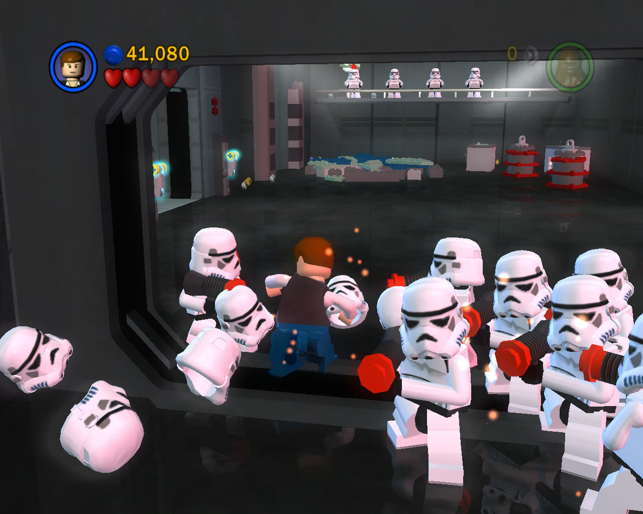 Lego Star Wars Ii The Original Trilogy Video Game 2006 Photo Gallery Imdb