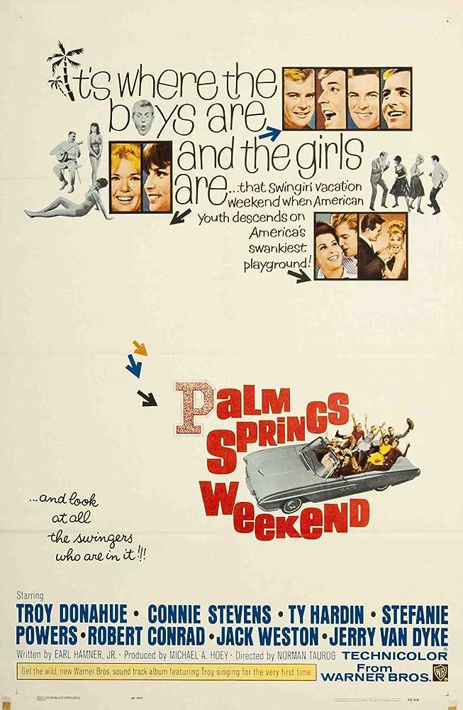Palm Springs Weekend (1963)