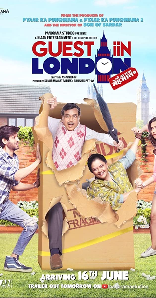 Free Download Guest iin London Full Movie