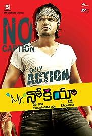 Mr. Nookayya Poster