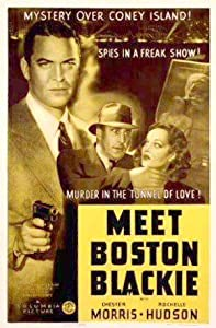The best website for downloading movies torrent Meet Boston Blackie USA [Mp4]
