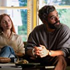 Oscar Isaac and Jessica Chastain in Scenes from a Marriage (2021)