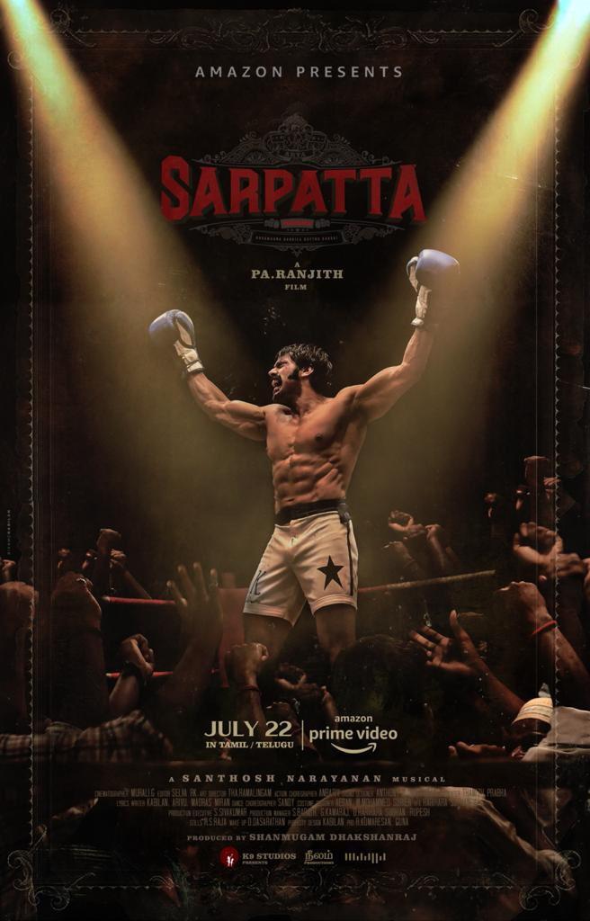 Sarpatta Parampara (2021) Full Movie Watch Online