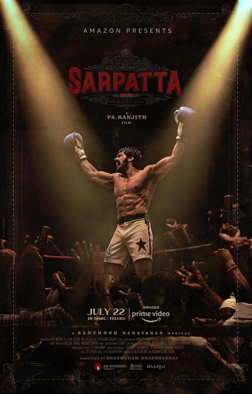 Sarpatta Parambarai (2021) Full Movie Download
