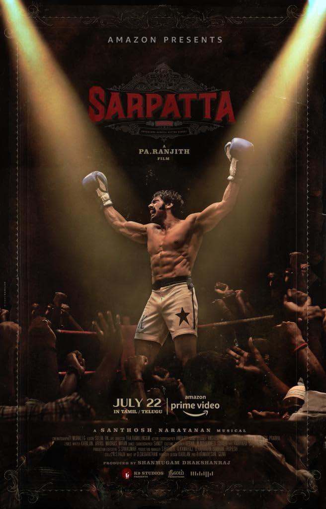 Sarpatta Parambarai (2021) Tamil HDRip x264 AAC 400MB Download