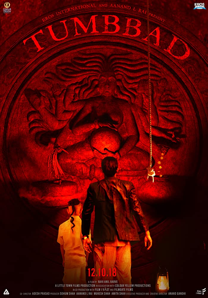 Tumbbad (2018) Hindi 300MB pDVDRip 480p x264