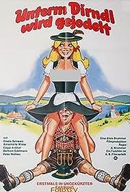 Unterm Dirndl wird gejodelt (1973)
