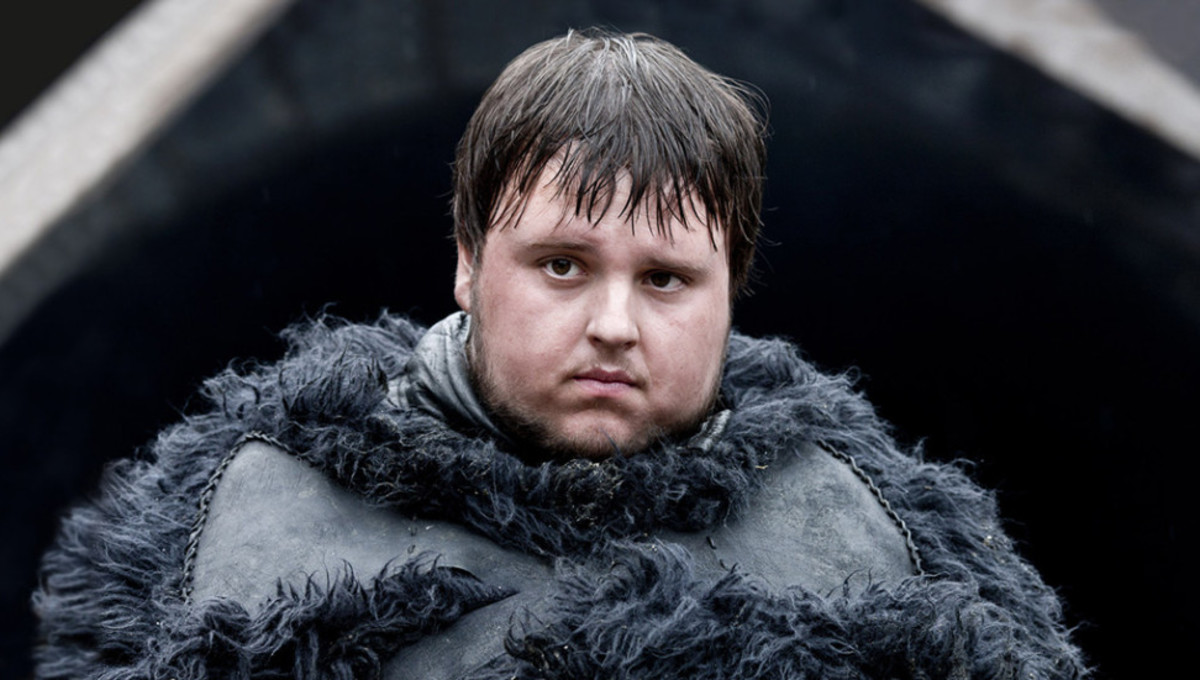John Bradley in Game of Thrones (2011)