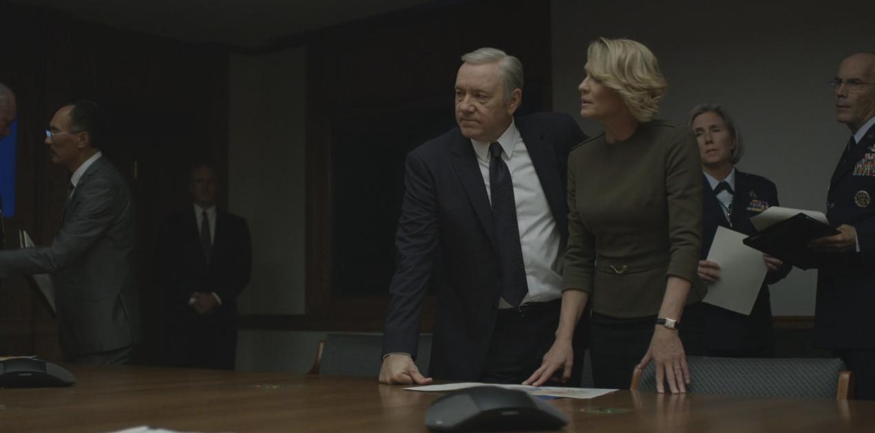 House Of Cards Chapter 59 Tv Episode 2017 Imdb