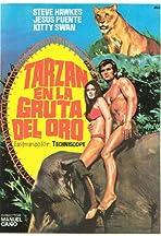 Tarzan in the Golden Grotto