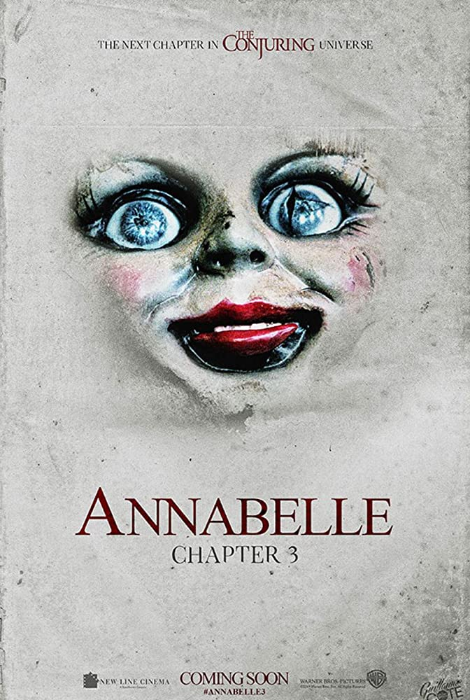 Untitled Annabelle Film (2019)