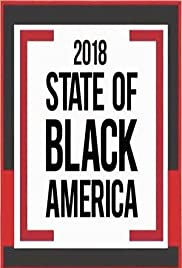 2018 State of Black America Poster
