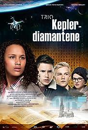 TRIO: Keplerdiamantene Poster